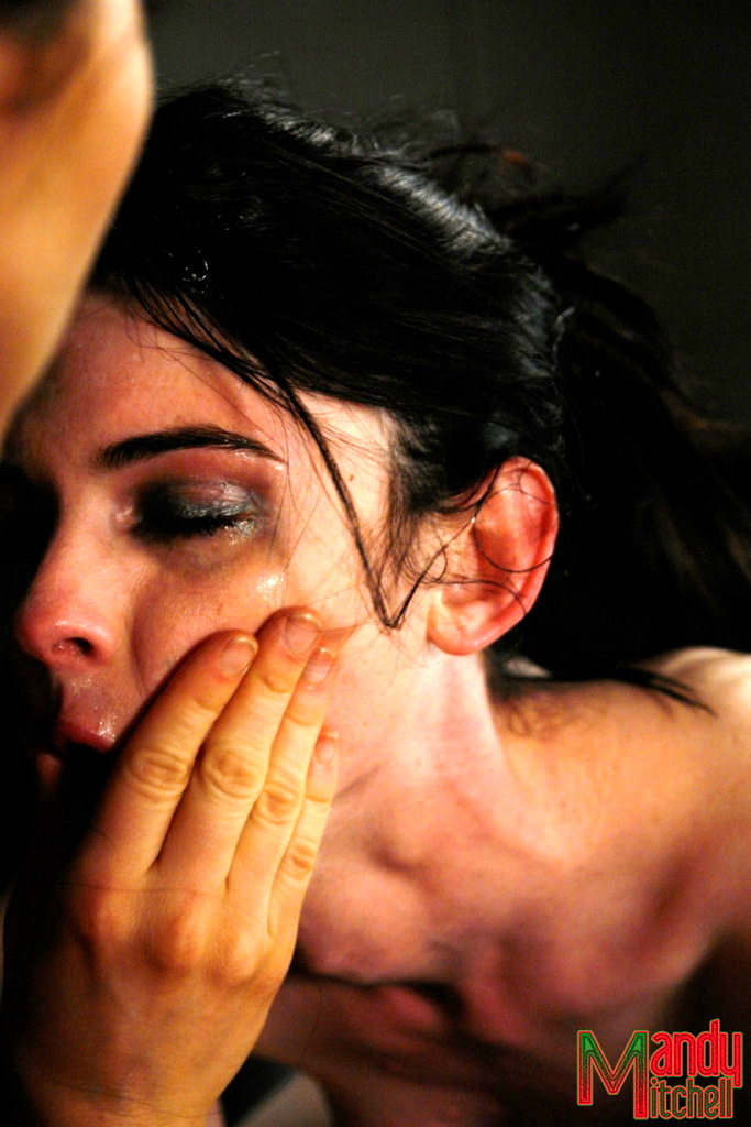 Blindfolded And Tied TS Gets Her Brains Destroyed Out