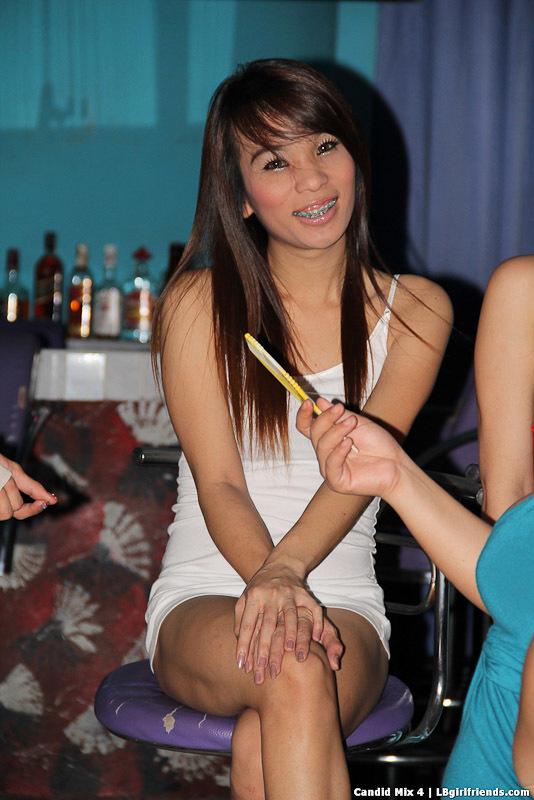 Candids Of Seductive Pattaya Femboys At Sex Bars And Freelance