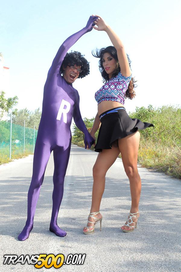 Jade Miranda Desires Gettuing Rammed By Supercocked Ramon!