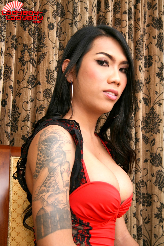 Mimi Works At Pook Bar, Soi 6. Cute Tattoos, A Few Days Afte