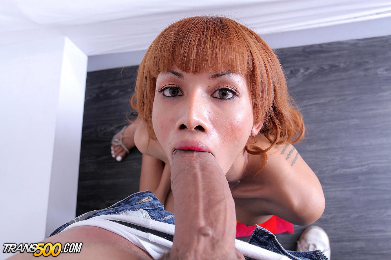 Provocative Thai Mo Takes A Massive Ramon Cock!