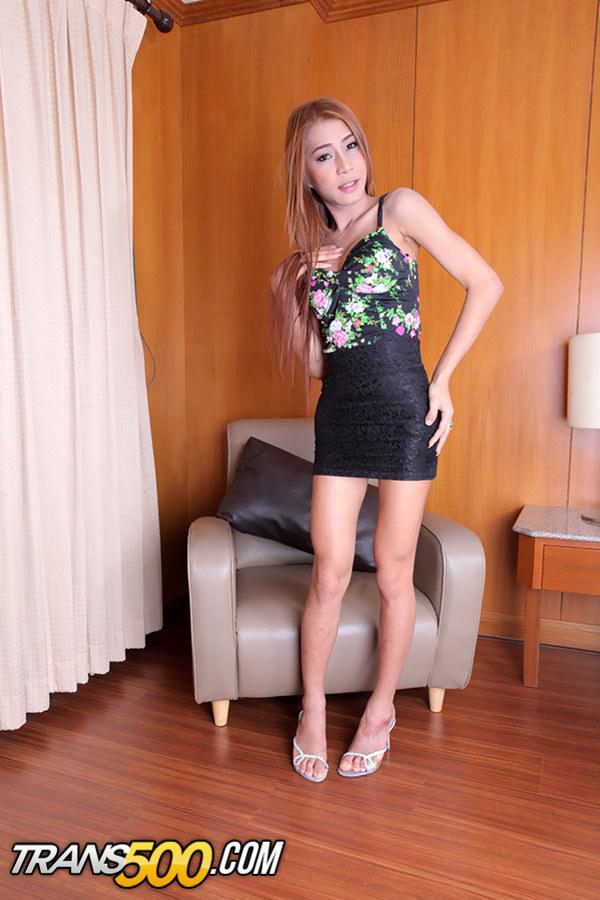 Sensuous Thai Transsexual Cee Gets Fucked!