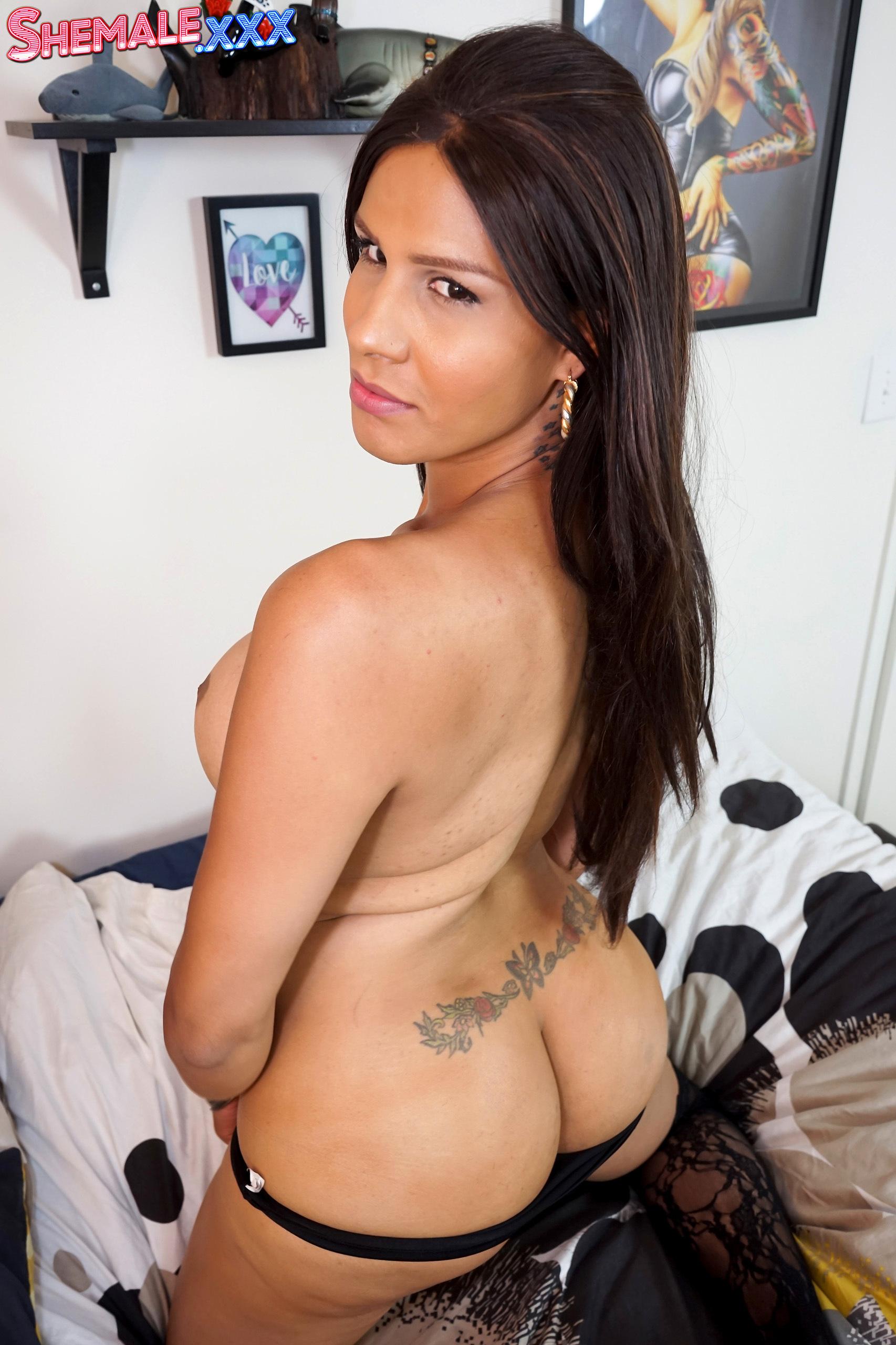 Shania Reyes Spunks For You!