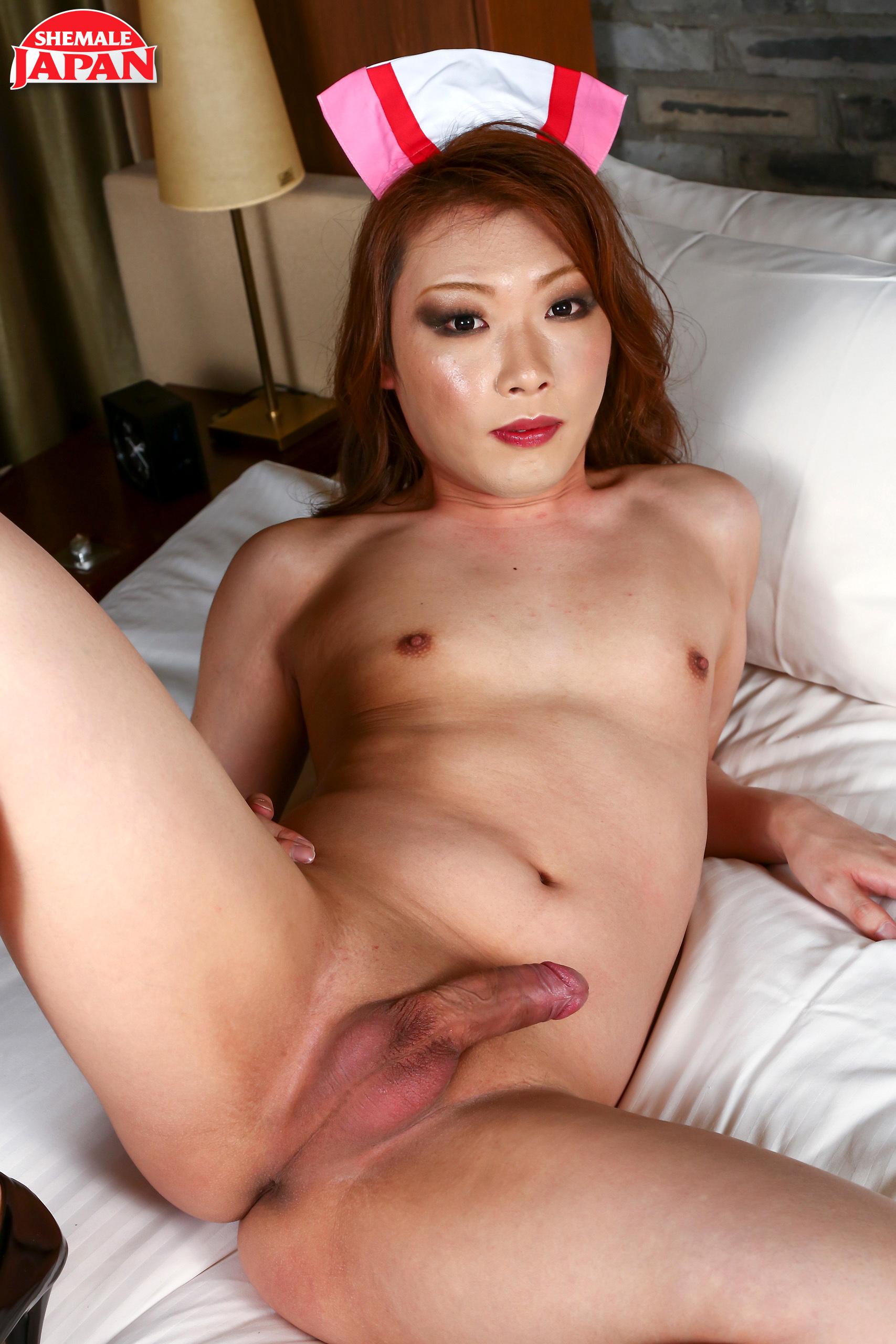 Slutty Maid Azusa Yuzuki Cums!